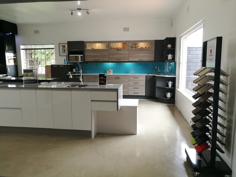 Deco Floor | Vanilla Kitchens Showroom