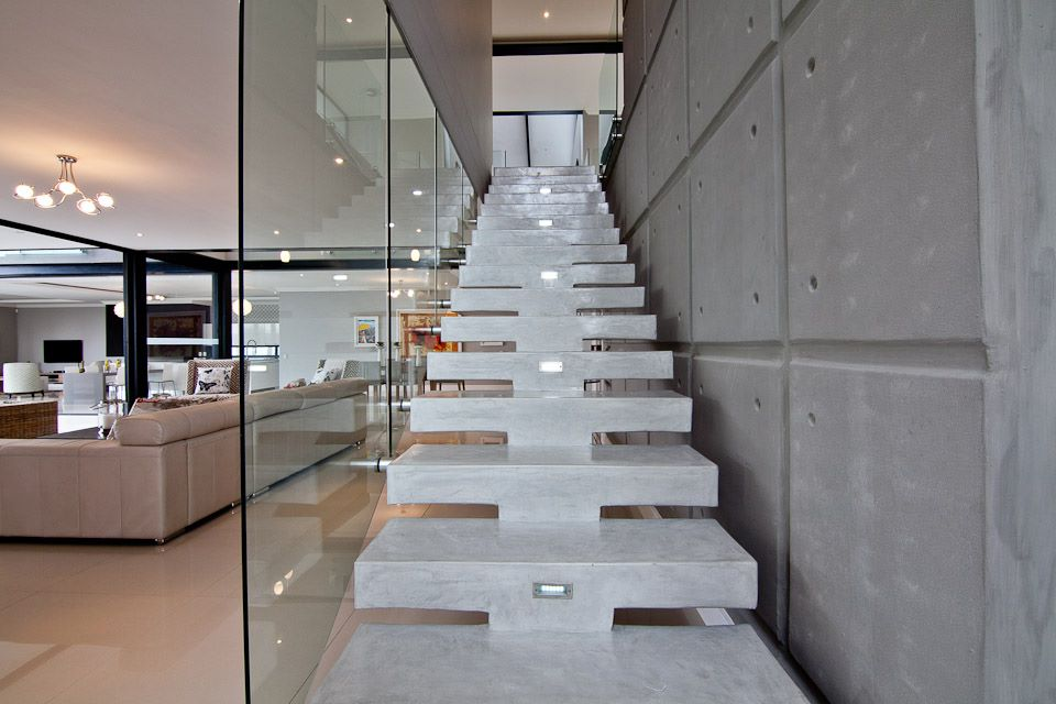 Deco Floor | Waterfall Stairs